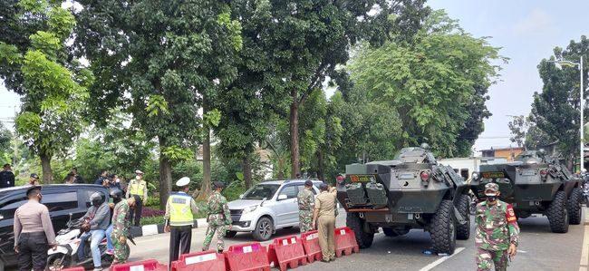 PPKM darurat siaga indonesia