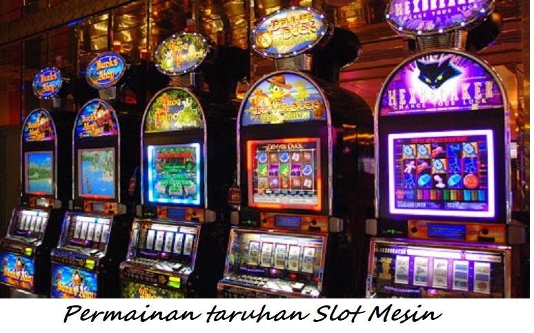 Permainan taruhan Slot Mesin