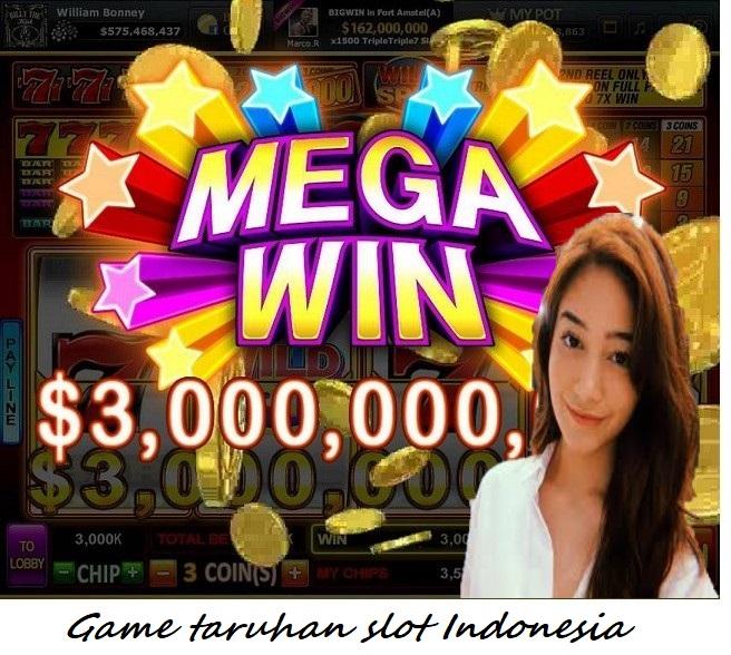 Game taruhan slot Indonesia